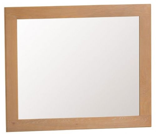 Chelmsford Oak Large Wall Mirror